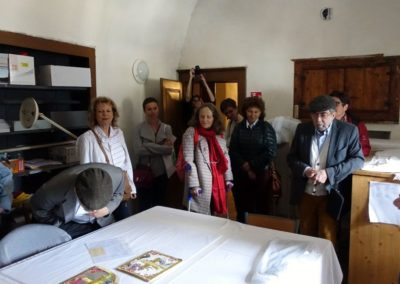 Visites de la collection de chasubles