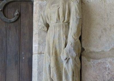 Cloître, église du XIIIe